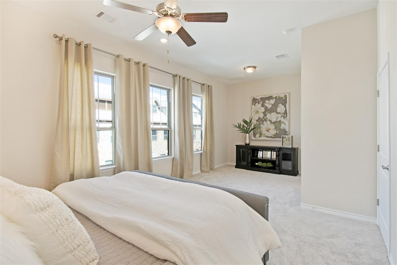 Bedroom featured in the Hyde Park By Novak Brothers  in Austin, TX