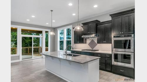 Kitchen-in-Lot 89-at-Highlands at North Bethany-in-Portland