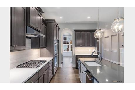 Kitchen-in-Lot 86-at-Highlands at North Bethany-in-Portland