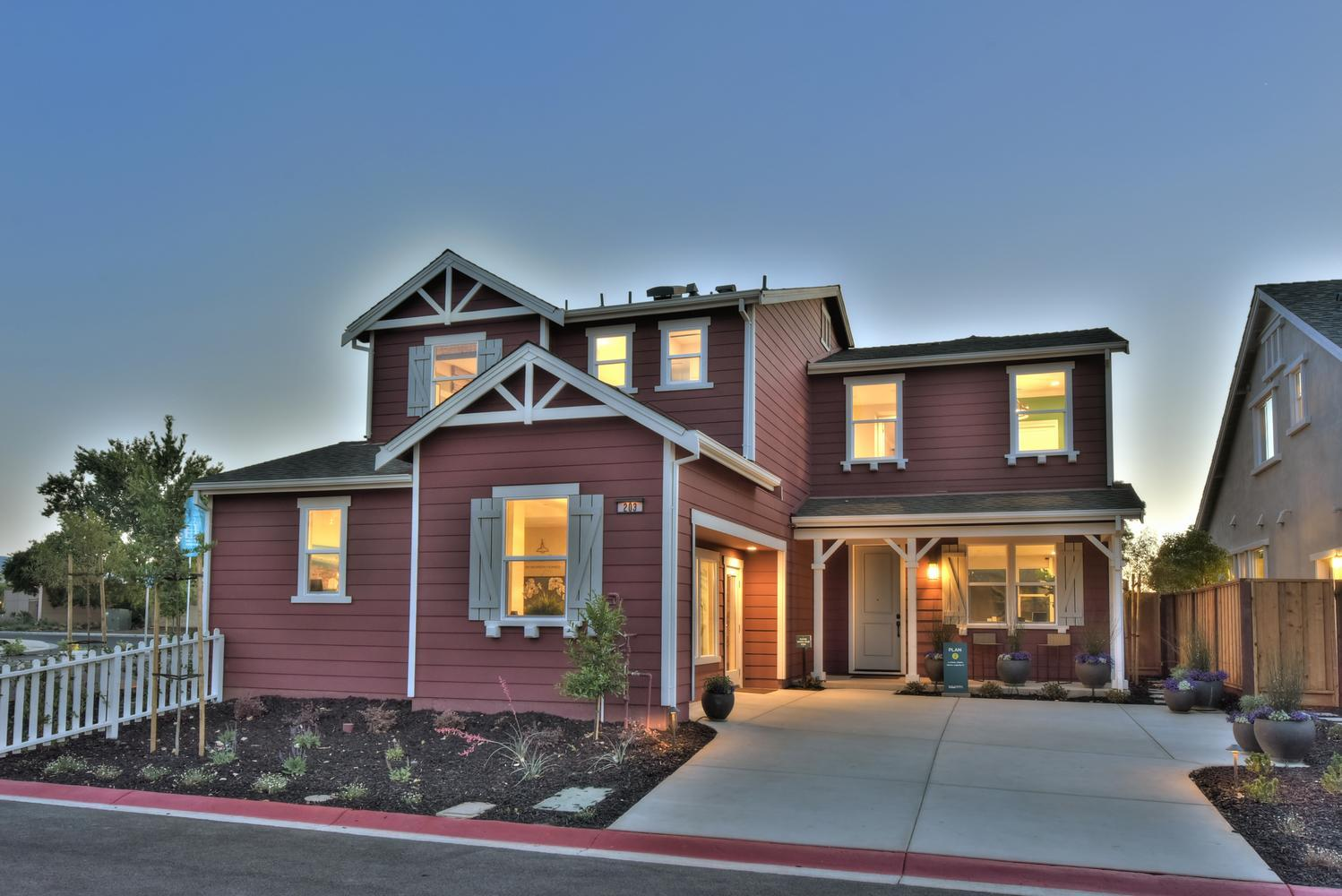 Harper Parc in Brentwood, CA, New Homes & Floor Plans by Nuvera Homes