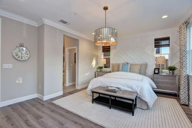 Bedroom featured in the Residence 1 By Nuvera Homes in Oakland-Alameda, CA