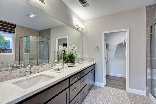Bathroom featured in the Residence 1 By Nuvera Homes in Oakland-Alameda, CA