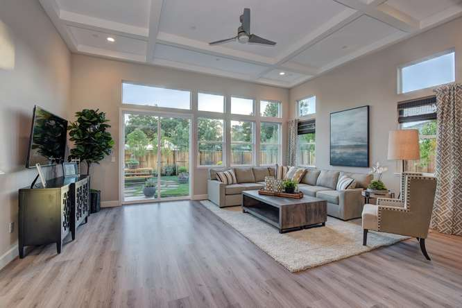 Living Area featured in the Residence 1 By Nuvera Homes in Oakland-Alameda, CA