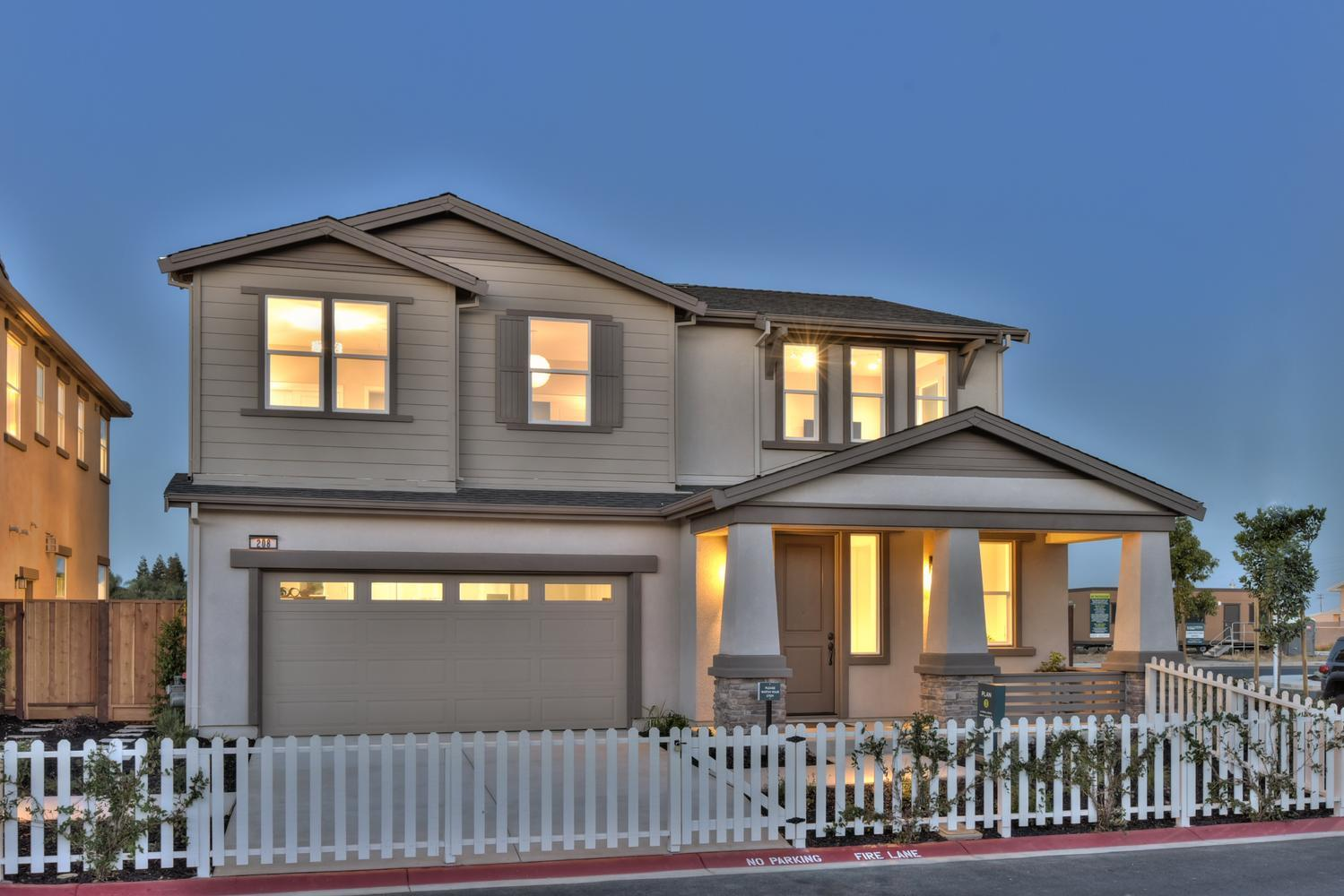'Harper Parc' by Nuvera Homes in Oakland-Alameda
