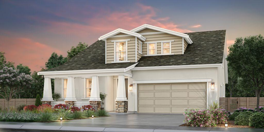Exterior featured in the Residence 1 By Nuvera Homes in Oakland-Alameda, CA