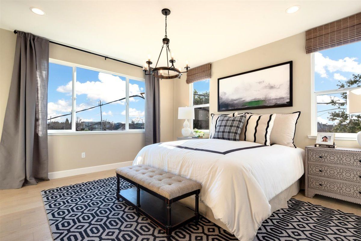 Bedroom featured in the Sequoia By Nuvera Homes in Oakland-Alameda, CA