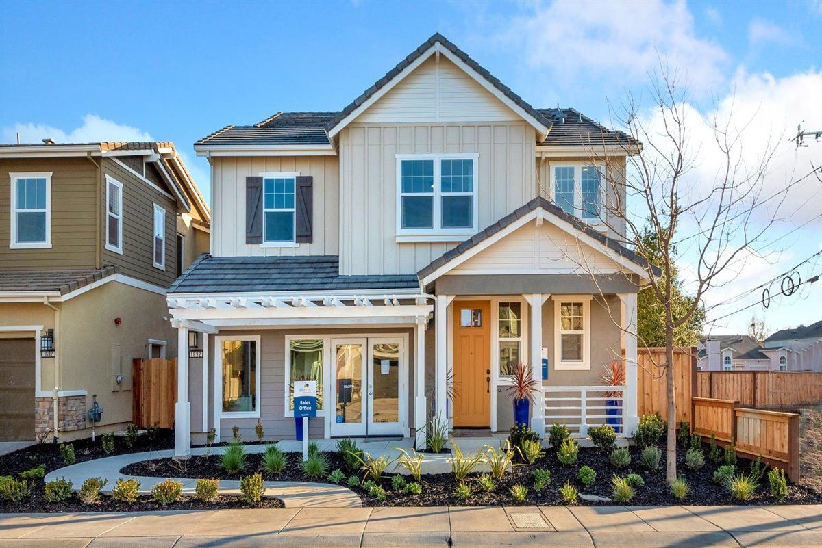 Exterior featured in the Sequoia By Nuvera Homes in Oakland-Alameda, CA