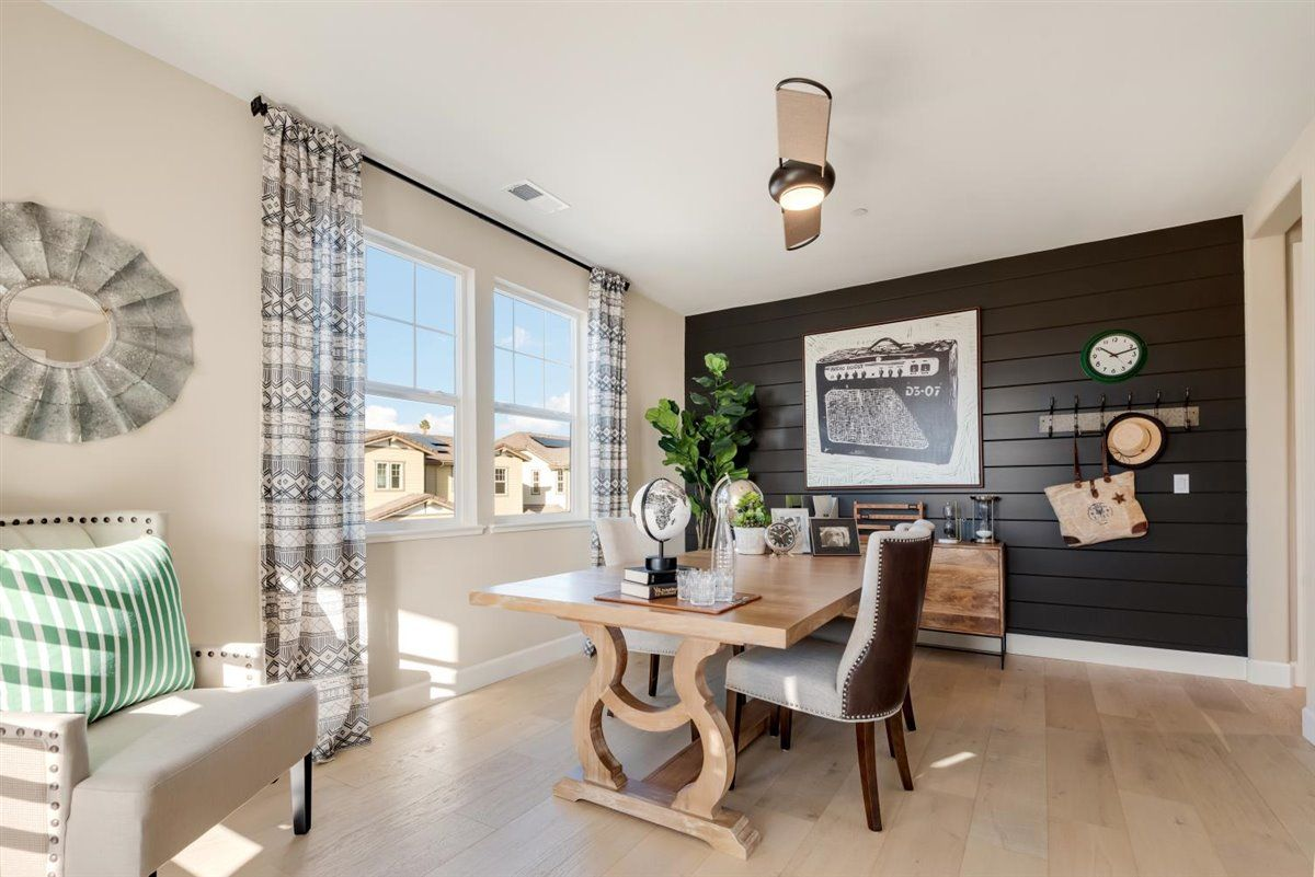 Living Area featured in the Sequoia By Nuvera Homes in Oakland-Alameda, CA