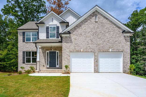 The Galway. Actual Home. New Construction. Move-In Ready!