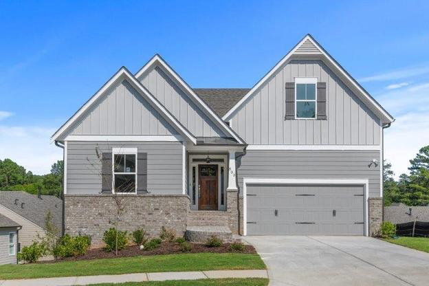 The Killarney. Actual Home. Active Adult New Construction.