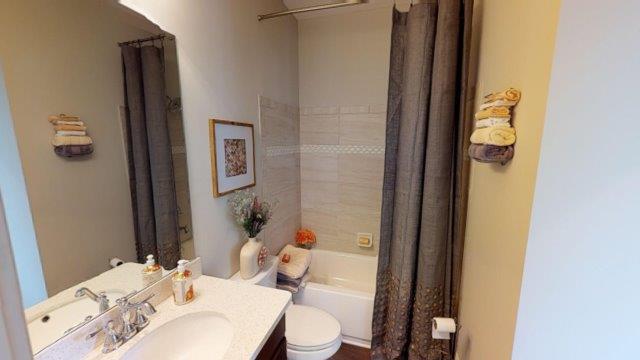 Bathroom featured in The Wicklow II By O'Dwyer Homes in Atlanta, GA