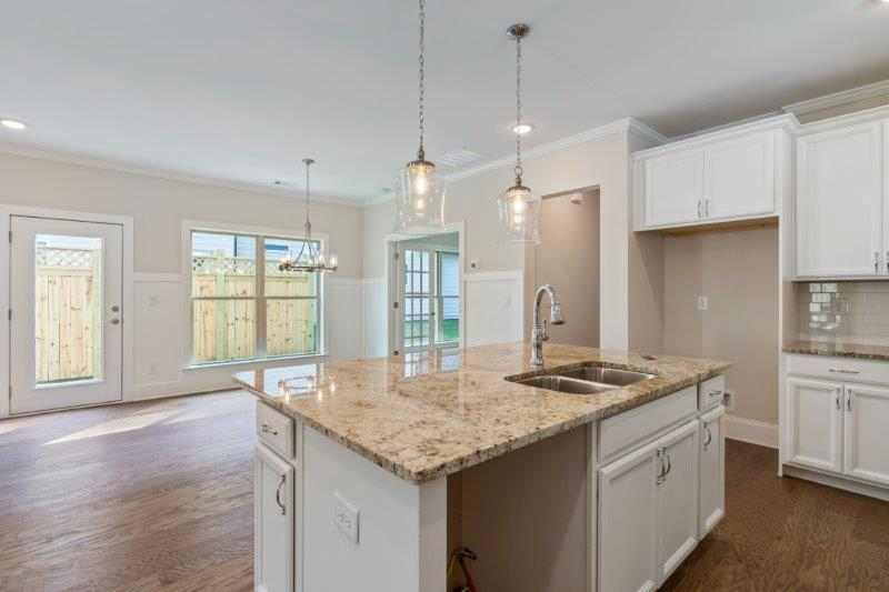 Kitchen featured in the Chestnut I By O'Dwyer Homes in Atlanta, GA