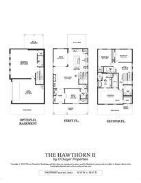 Hawthorn II - Edenbrook: Buford, Georgia - O'Dwyer Homes