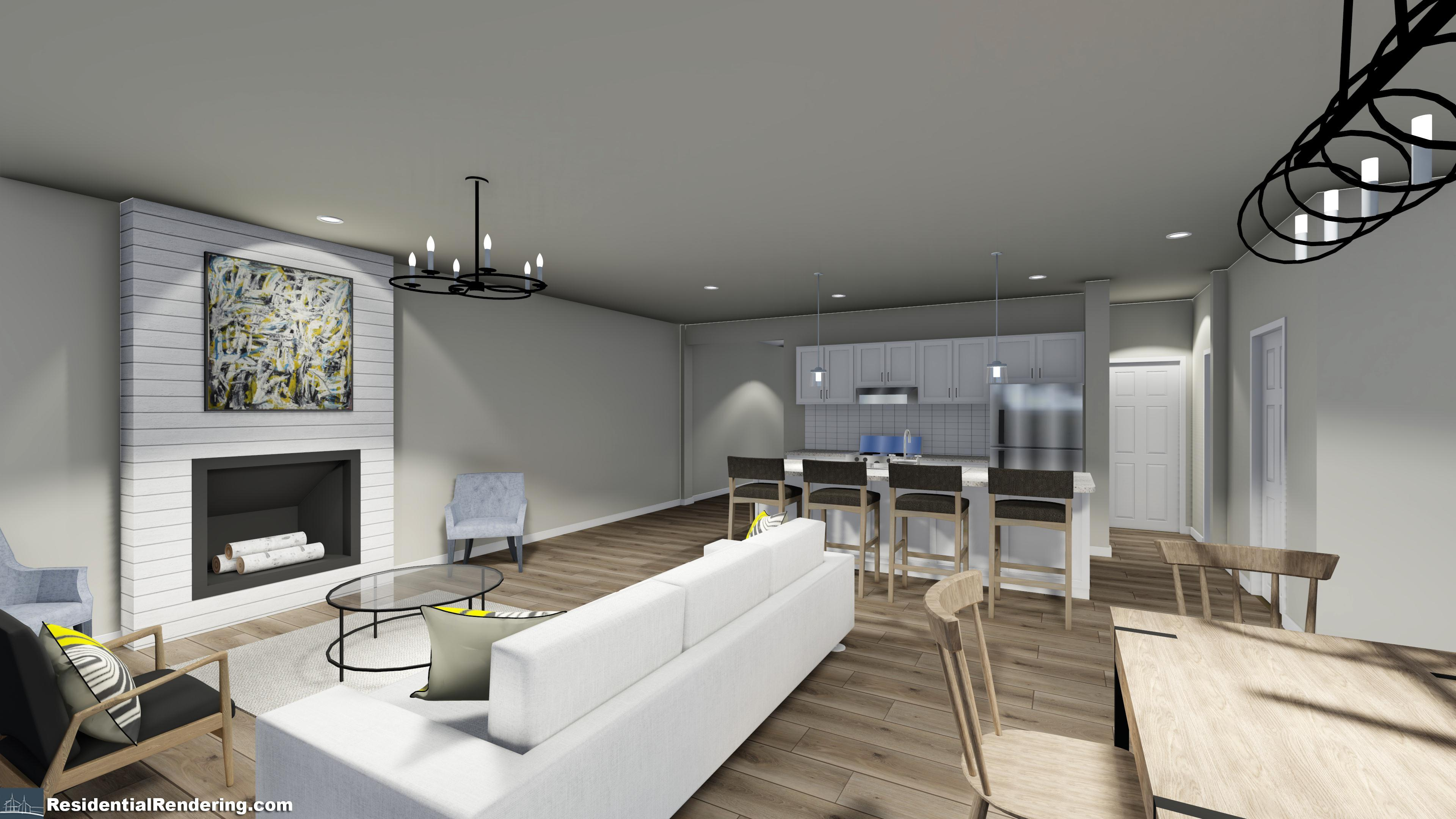 'The Collection at Wolf Creek' by O'Dwyer Homes  in Atlanta