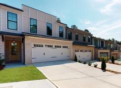 Corban (Interior Unit) - The Collection at East Lake: Atlanta, Georgia - O'Dwyer Homes