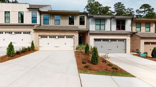 Darby (Exterior Unit) - The Collection at East Lake: Atlanta, Georgia - O'Dwyer Homes