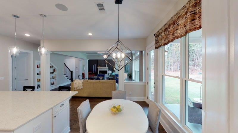 Kitchen featured in The Longford By O'Dwyer Homes in Atlanta, GA