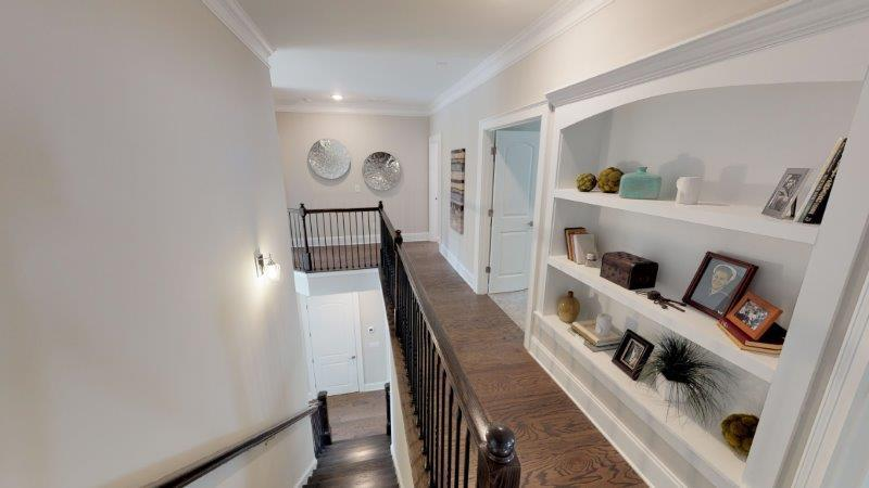 Living Area featured in The Longford By O'Dwyer Homes in Atlanta, GA