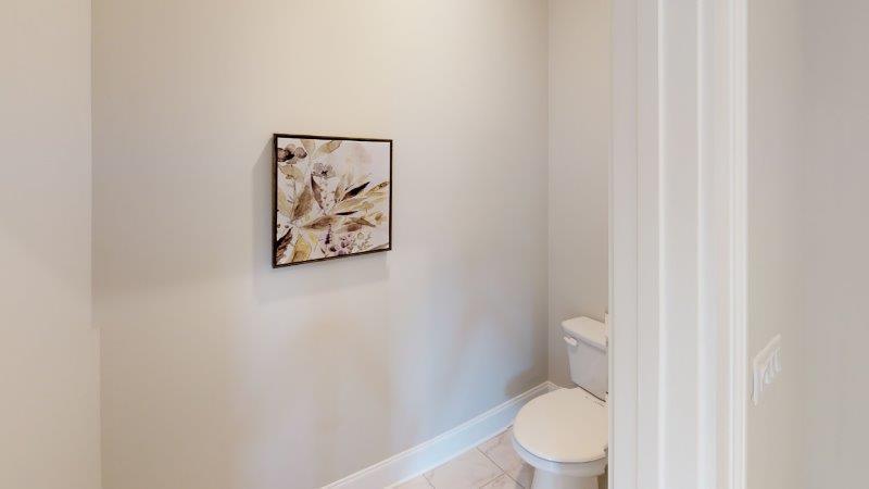 Bathroom featured in The Longford By O'Dwyer Homes in Atlanta, GA