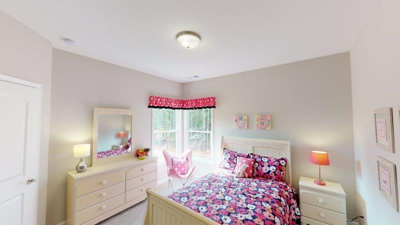 Bedroom featured in The Longford By O'Dwyer Homes in Atlanta, GA