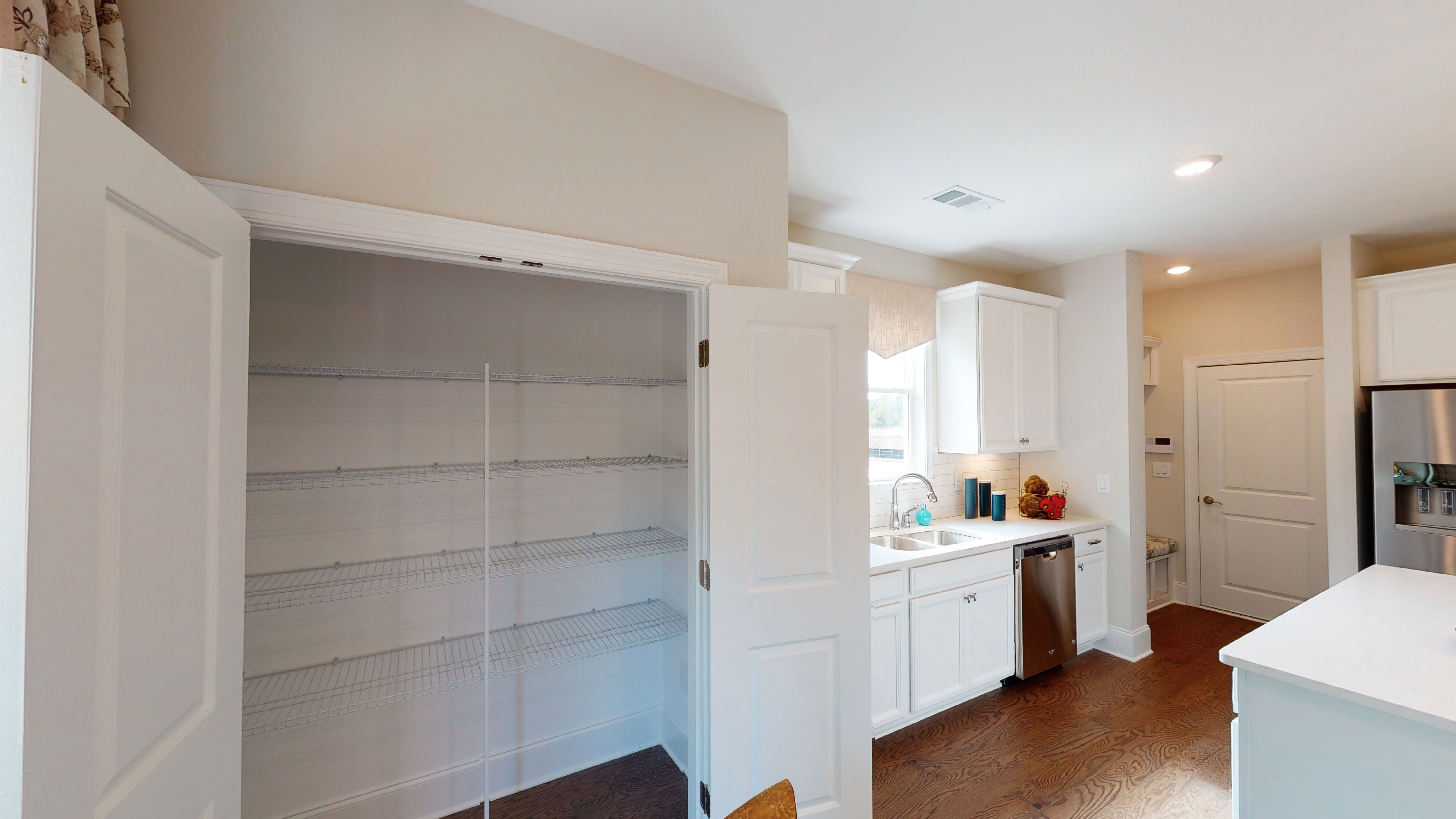Kitchen featured in The Westport By O'Dwyer Homes in Atlanta, GA