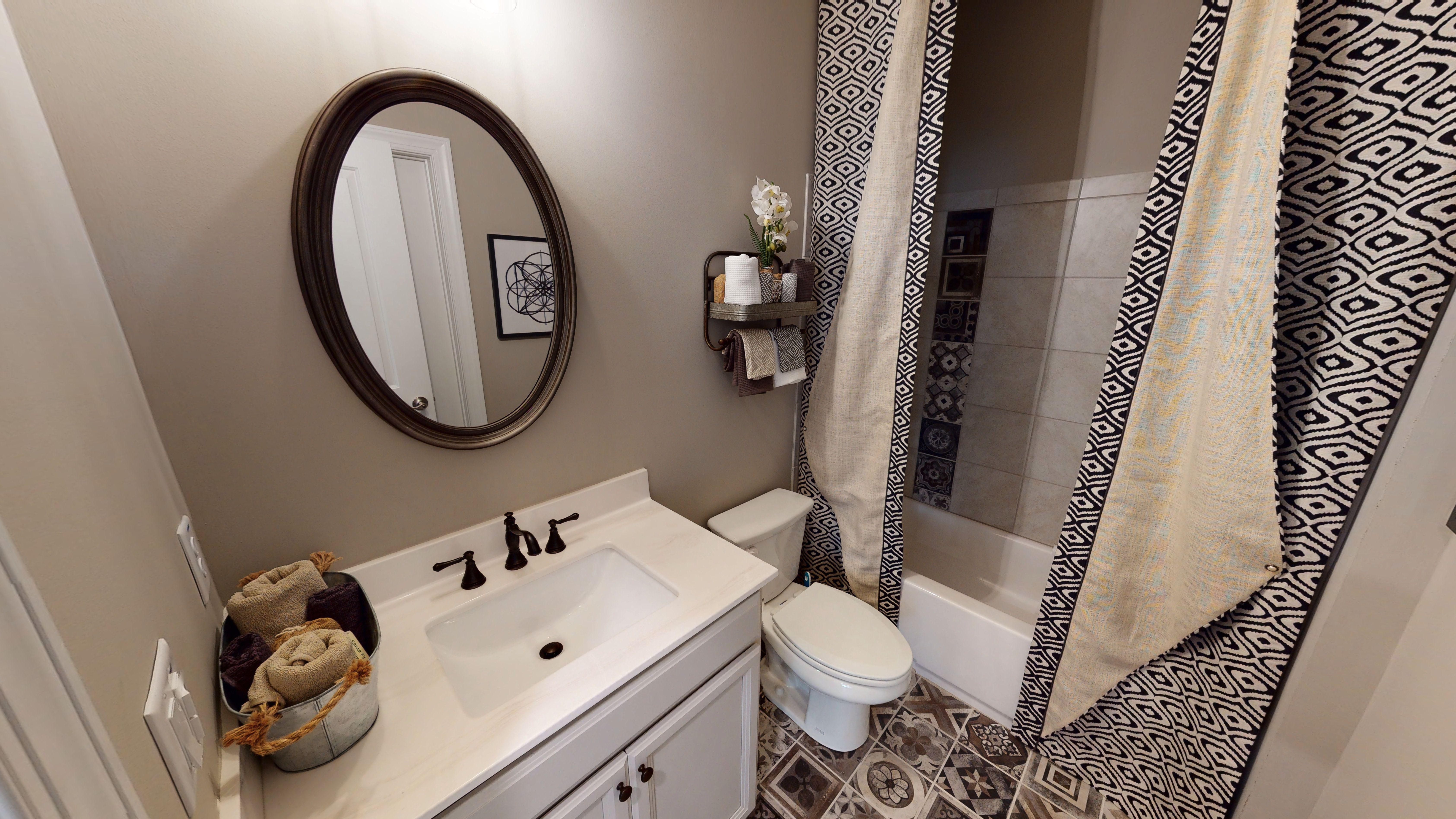 Bathroom featured in The Westport By O'Dwyer Homes in Atlanta, GA