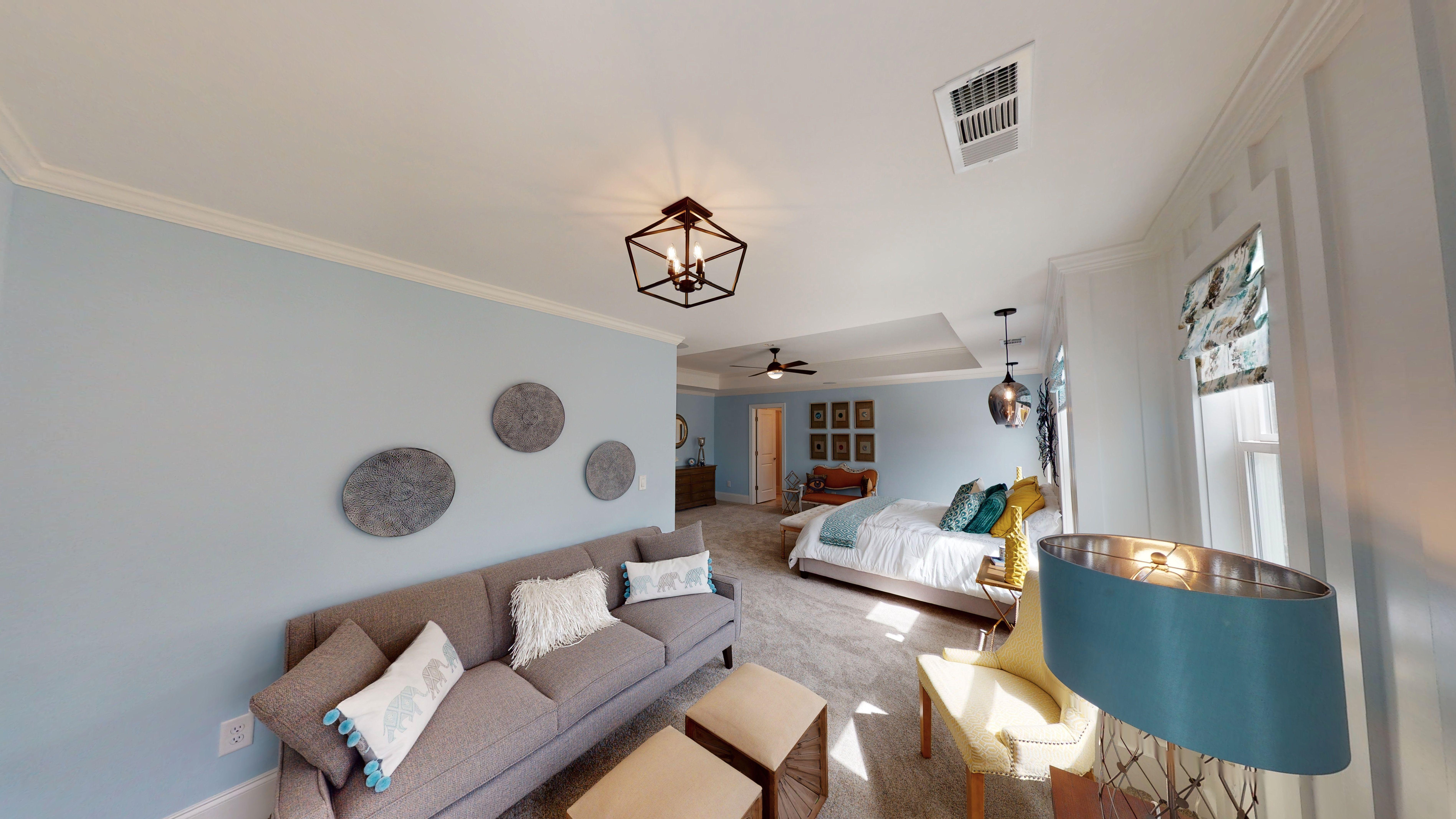 Bedroom featured in The Westport By O'Dwyer Homes in Atlanta, GA