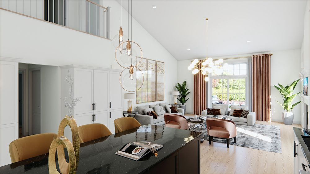 Living Area featured in the Barolo By Vineyards at Mount Sinai in Nassau-Suffolk, NY