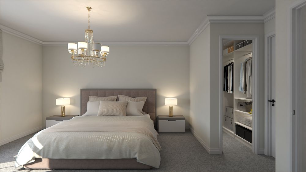 Bedroom featured in the Barolo Classic By Vineyards at Mount Sinai in Nassau-Suffolk, NY