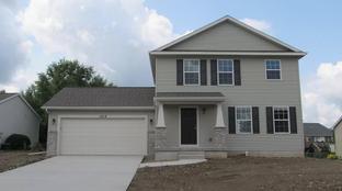 Ashford - Crossroads: Dansville, Michigan - Oak Ridge Homes