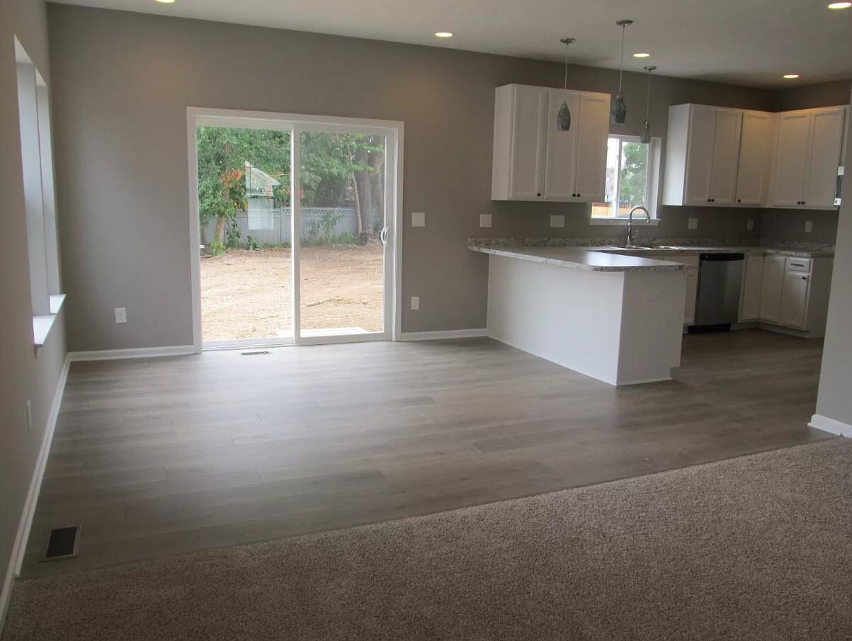 Kitchen featured in the Ashford By Oak Ridge Homes in Lansing, MI