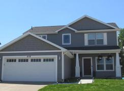 Hartford - Crossroads: Dansville, Michigan - Oak Ridge Homes