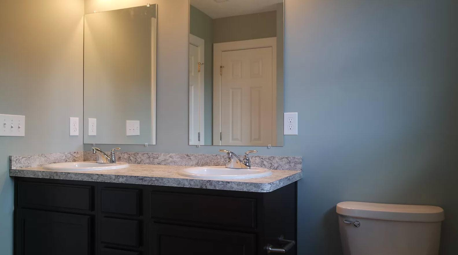 Bathroom featured in the Hartford By Oak Ridge Homes in Lansing, MI