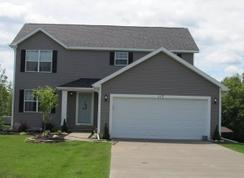 Clinton - Country Estates: Perry, Michigan - Oak Ridge Homes