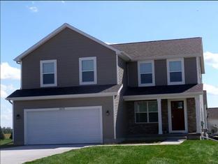 Wellington - Country Estates: Perry, Michigan - Oak Ridge Homes