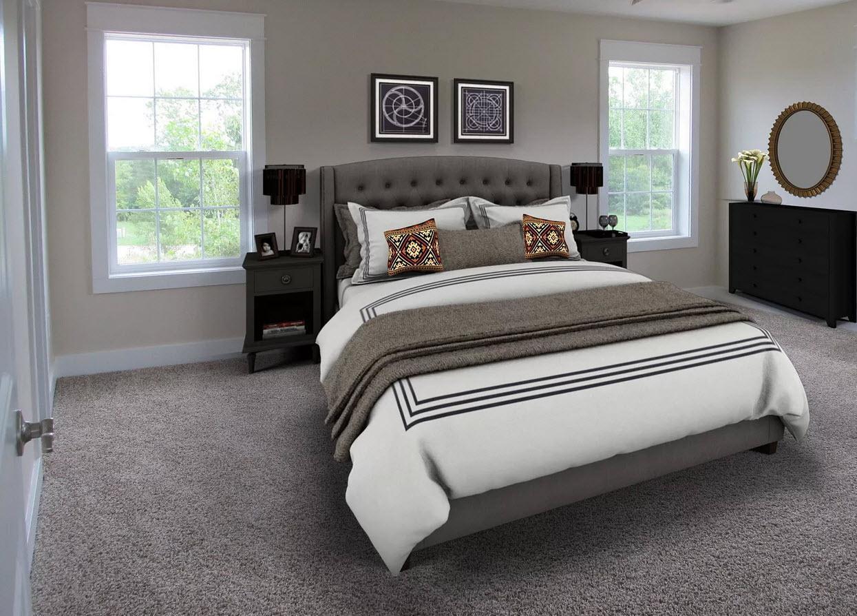 Bedroom featured in the Wellington By Oak Ridge Homes in Lansing, MI