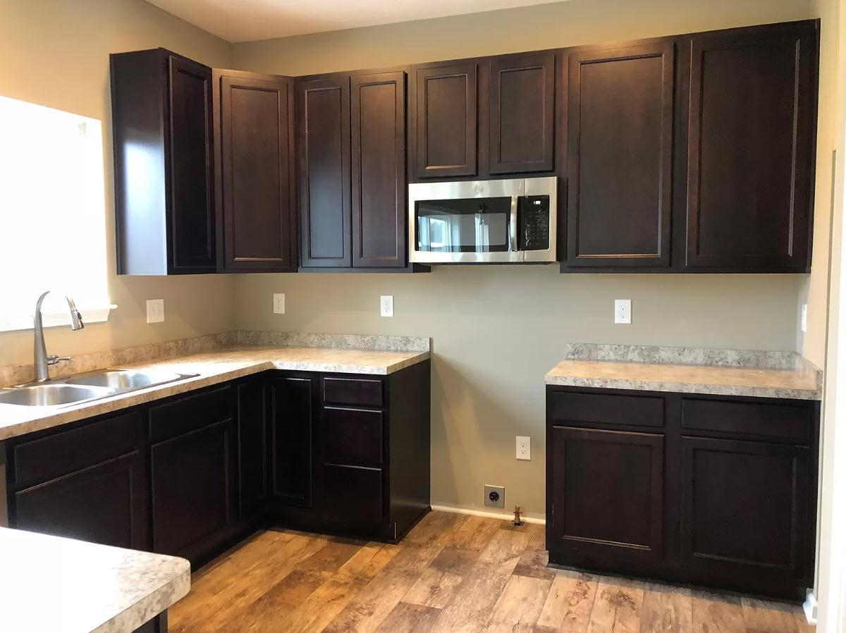 Kitchen featured in the Addison By Oak Ridge Homes in Lansing, MI