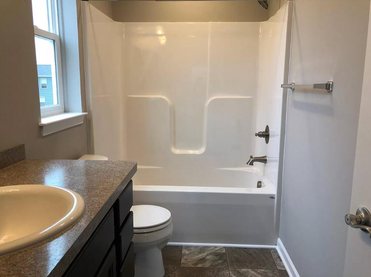 Bathroom featured in the Addison By Oak Ridge Homes in Lansing, MI