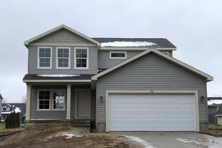 Addison - Crossroads: Dansville, Michigan - Oak Ridge Homes