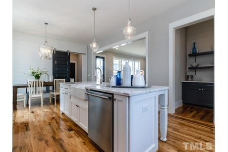 Kitchen-in-Blakely-at-12 Oaks by Saussy Burbank-in-Holly Springs