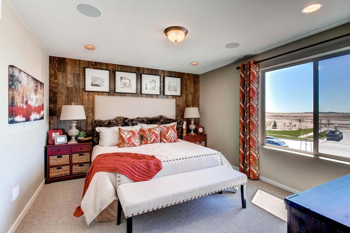 Bedroom featured in the Randem By Oakwood Homes Colorado in Colorado Springs, CO