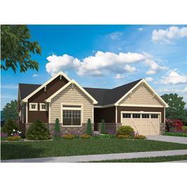 Oxford - Banning Lewis Ranch: Colorado Springs, Colorado - Oakwood Homes