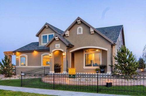2 oakwood homes colorado communities in colorado springs co