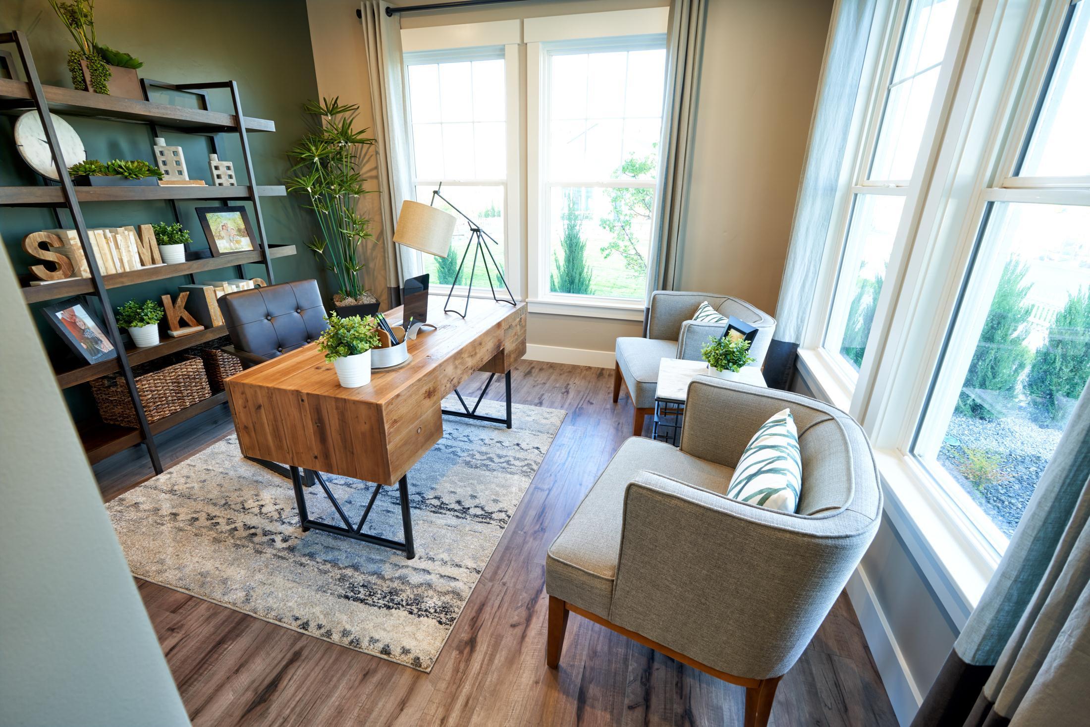 Living Area featured in the Hyde By Oakwood Homes Utah in Salt Lake City-Ogden, UT