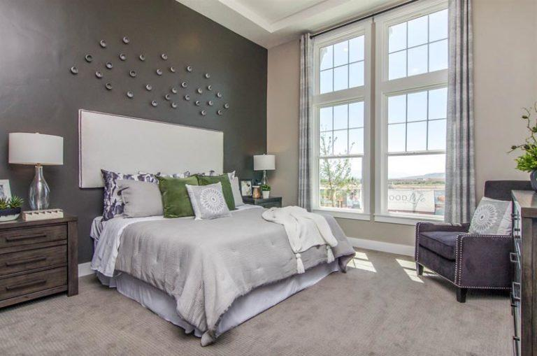 Bedroom featured in the Hyde By OakwoodLife in Salt Lake City-Ogden, UT