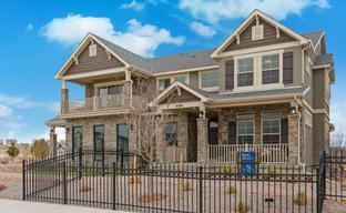 Banning Lewis Ranch by Oakwood Homes Colorado in Colorado Springs Colorado