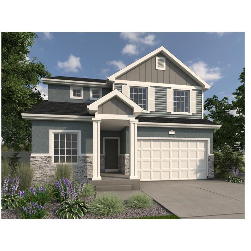 Exterior featured in the Granby - Wander By Oakwood Homes Utah in Provo-Orem, UT