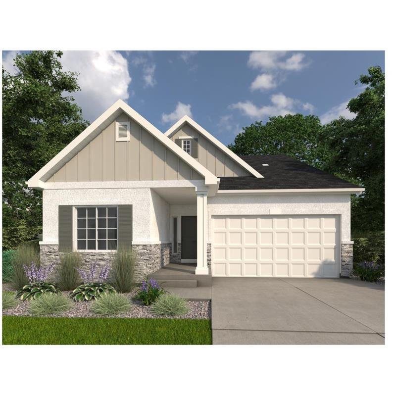 Exterior featured in the Gunnison - Wander By Oakwood Homes Utah in Provo-Orem, UT
