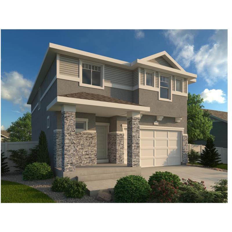 Exterior featured in the Laramie By Oakwood Homes Utah in Provo-Orem, UT