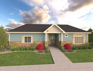 Douglas - Banning Lewis Ranch: Colorado Springs, Colorado - Oakwood Homes